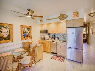 W Maui Beach Front, Gorgeous Ground-Floor Condo in Quiet Resort—1 BR/1BA