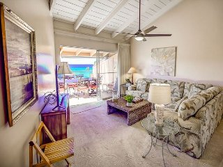 West Maui Stunning Oceanview, Elegantly Remodeled Spacious Loft Condo—2BR/2BA