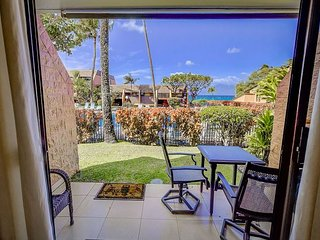 West Maui Stunning Oceanview.  Upgraded and quaint 1 bedroom/1 bath.