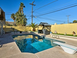 NEW! 3BR Las Vegas House w/Private Yard & Pool!