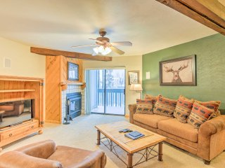 Condo w/Mtn Views - 5 Min to Downtown Silverthorne