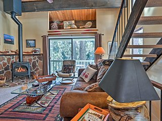 NEW! 1BR+Loft Tahoe Condo 6 Miles to Northstar!