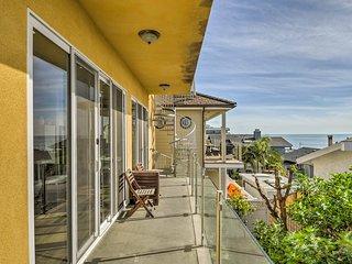 NEW! Oceanfront 3BR Ventura Apt w/ Rooftop Deck!