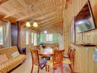 Tranquila cabana rodeada de naturaleza - Quiet cottage surrounded by nature