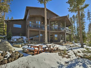 NEW! 3BR Grand Lake House w/Dock & Mtn Views!