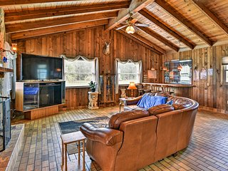 Make yourself at home in the 2,600 square feet of living space this home offers.