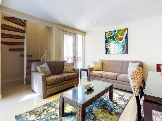 Dog-friendly, waterfront condo by the beach w/ shared pools & hot tubs!