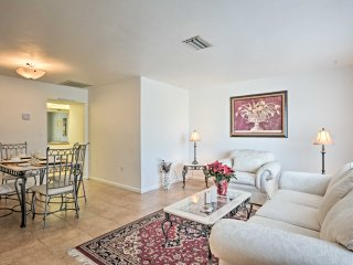 NEW! 2BR Cape Coral Home 1 Mile From Yacht Club!
