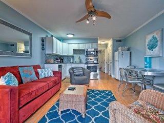NEW! 1BR Hilton Head Condo w/ Pool & Ocean Views!