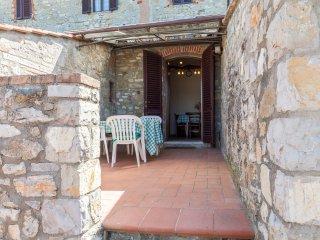 2 bedroom Villa in Villa A Sesta, Tuscany, Italy : ref 5479038