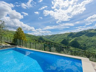 4 bedroom Villa in Londa, Tuscany, Italy : ref 5478331