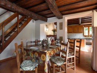 4 bedroom Villa in Londa, Tuscany, Italy : ref 5478331