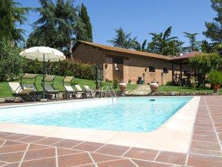 2 bedroom Villa in La Villa-Farneta, Tuscany, Italy : ref 5472521