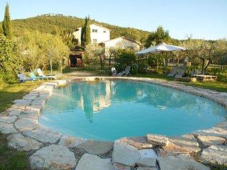 4 bedroom Villa in Il Castagno d'Andrea, Tuscany, Italy : ref 5457529