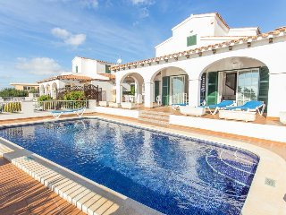 4 bedroom Villa in s'Estanyol de Migjorn, Balearic Islands, Spain : ref 5334769