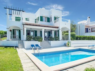 4 bedroom Villa in Cala Egos, Balearic Islands, Spain : ref 5334610
