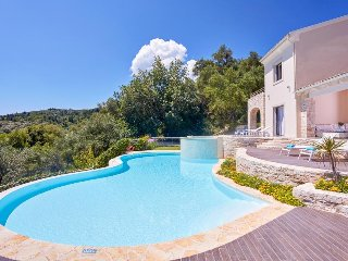 4 bedroom Villa in Agios Stefanos Sinion, Ionian Islands, Greece : ref 5334445