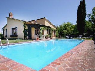 3 bedroom Villa in Monteriggioni, Tuscany, Italy : ref 5311529