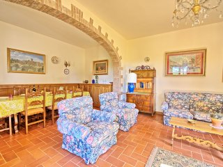 4 bedroom Villa in Ambra, Tuscany, Italy : ref 5241650