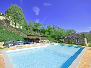 7 bedroom Villa in Capolona, Tuscany, Italy : ref 5241649