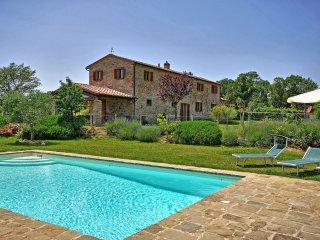 3 bedroom Villa in Sant'Angiolo, Tuscany, Italy : ref 5241638