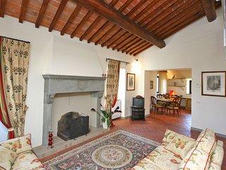 2 bedroom Apartment in Mercatale Vernio, Tuscany, Italy : ref 5241510