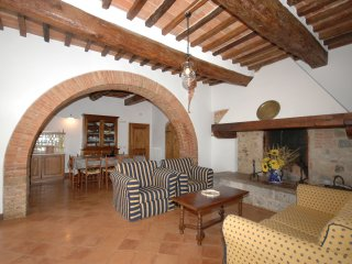 3 bedroom Apartment in Radi, Tuscany, Italy : ref 5241461