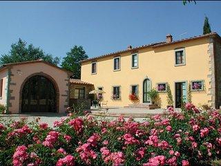 5 bedroom Villa in Mortelle, Tuscany, Italy : ref 5240506