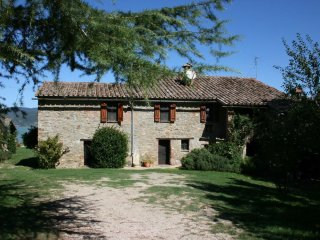 4 bedroom Villa in Monte del Lago, Umbria, Italy : ref 5239806