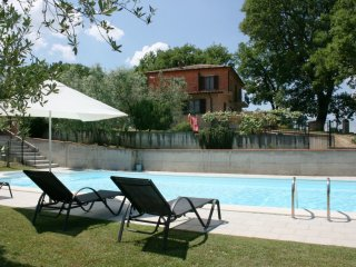 5 bedroom Villa in Ascianello, Tuscany, Italy : ref 5239797
