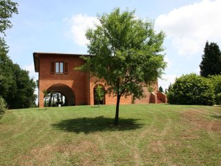 6 bedroom Villa in Il Pianello, Tuscany, Italy : ref 5239673