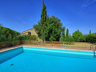 5 bedroom Villa in Pignano, Tuscany, Italy : ref 5239595