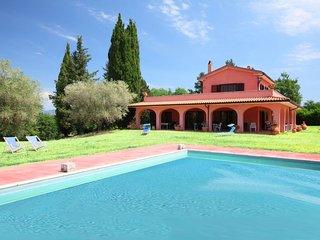 4 bedroom Villa in Pitigliano, Tuscany, Italy : ref 5055931