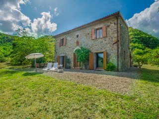 5 bedroom Villa in Chianni, Tuscany, Italy : ref 5055469