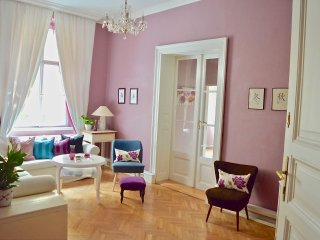 50% OFF WINTER SALE! Elegance, style, space, Apt off Wenceslas square