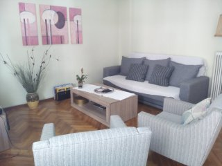 Charming apartment in Central Athens Kolonaki