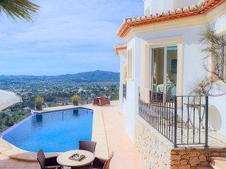 4 bedroom Villa in Xabia, Valencia, Spain : ref 5047053