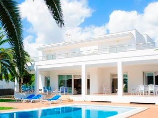 4 bedroom Villa in Cala Egos, Balearic Islands, Spain : ref 5000797