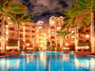 Pueblo Bonito Rose or White Resort & Spa (1BR)