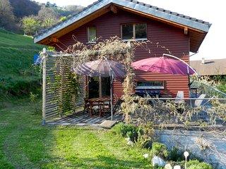 Maison chaleureuse et spacieuse, en bordure de forêt