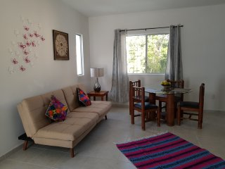 Beautiful Gated Community Apartment  Puerto Morelos