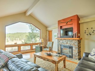 'Happy Trails' Pagosa Springs Home Near Stables!