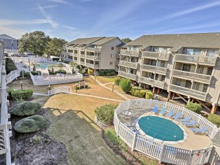 NEW! 1BR Myrtle Beach Condo w/ Pools & Hot Tubs!