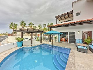 NEW! Luxe 3BR Cabo San Lucas Home w/Private Beach