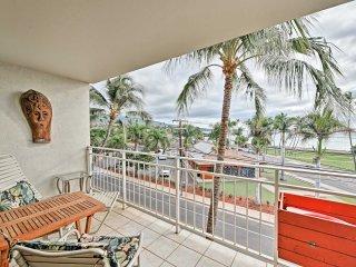 NEW! 1BR Beachfront Condo w/ Lanai Views in Kihei!
