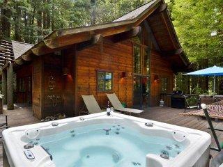 AUSTIN CREEKSIDE RETREAT: Redwoods | Hot Tub