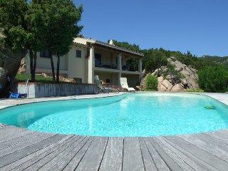 4 bedroom Villa in Abbiadori, Sardinia, Italy : ref 5504696
