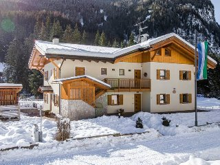 2 bedroom Apartment in Cercenà, Trentino-Alto Adige, Italy : ref 5504668