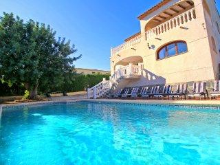 5 bedroom Villa in Ifac, Valencia, Spain : ref 5504541