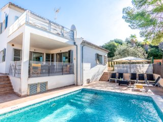 4 bedroom Villa in es Mal Pas, Balearic Islands, Spain : ref 5504161